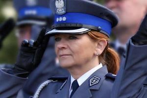 Renata Skawińska zrezygnowała z funkcji szefa CBŚP