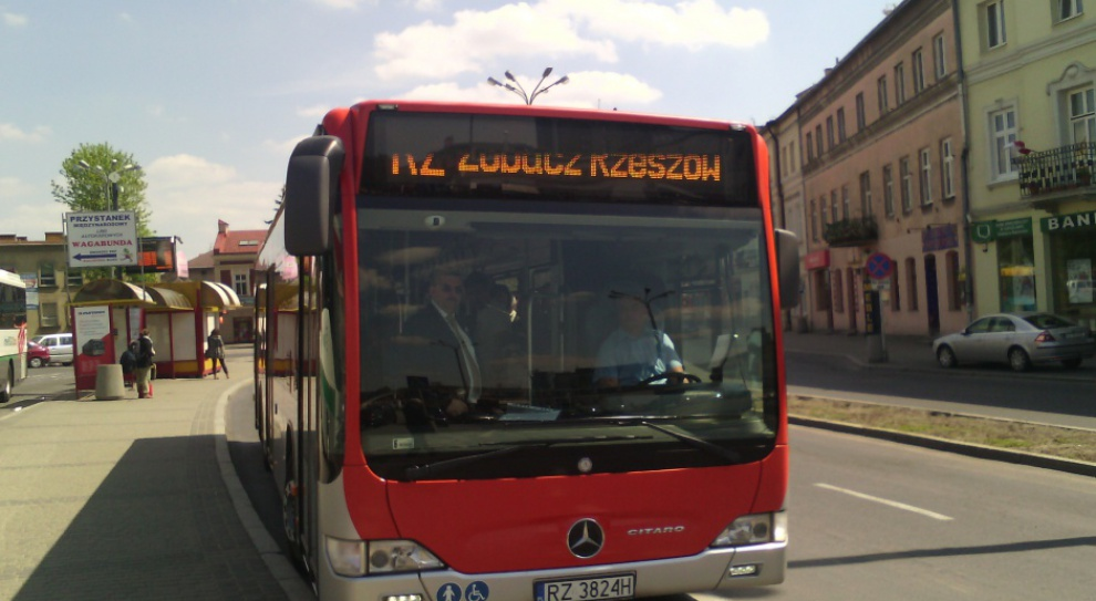 Rzeszów, komunikacja miejska: Darmowe autobusy dla bezrobotnych tylko w tygodniu