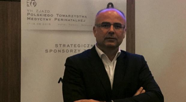 Jarosław Kalinka prezesem elektem Polskiego Towarzystwa Medycyny Perinatalnej