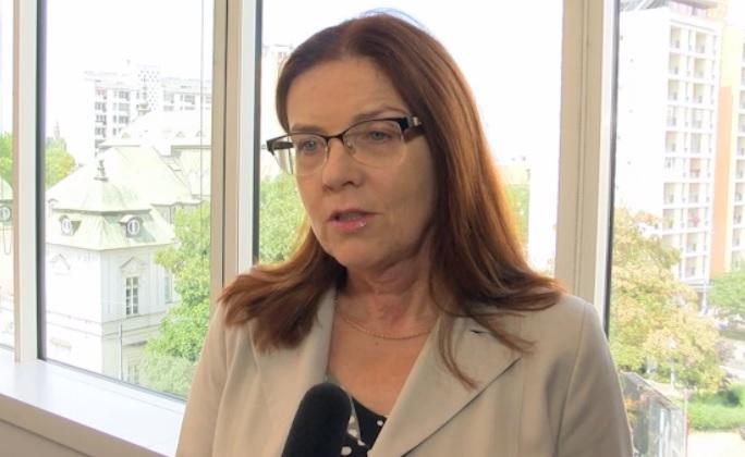 Najczęściej ze swojej niepewnej sytuacji emerytalnej zdają sobie sprawę właśnie kobiety (Agnieszka Łukawska, fot.newsrm.tv)