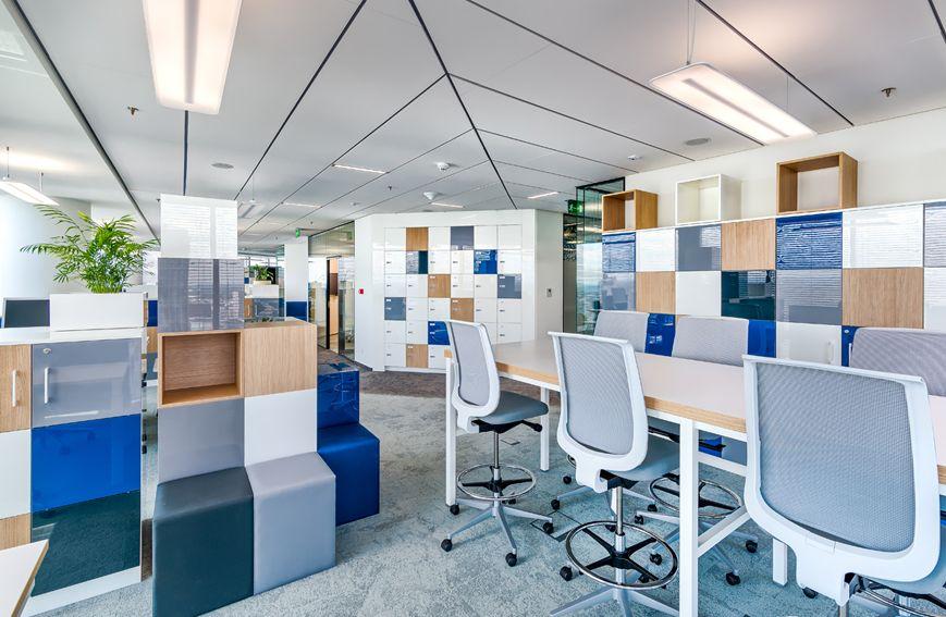 Nowe biuro Deloitte (Fot. Mat. pras.)