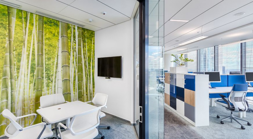 Deloitte ma nowe biuro. W jego aranżację włączyli się pracownicy