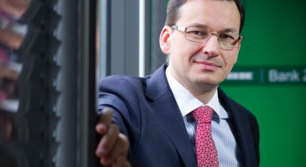 Morawiecki zapowiada wsparcie dla małych i średnich firm za granicą