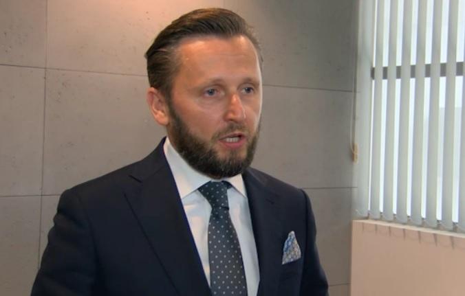 O dobrej kondycji finansowej Polaków świadczą wyniki raportu KPMG (Marcin Słomkowski, fot.newsrm.tv)