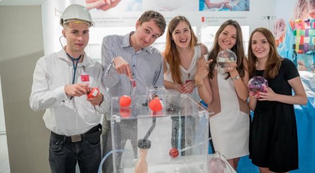 Wrocławscy studenci wygrali staż w dziale R&D w 3M