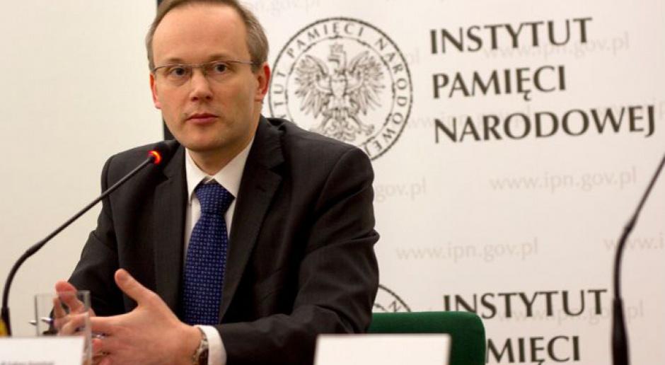 Konkurs na prezesa IPN, kandydaci: Paweł Ukielski jedynym oficjalnym kandydatem