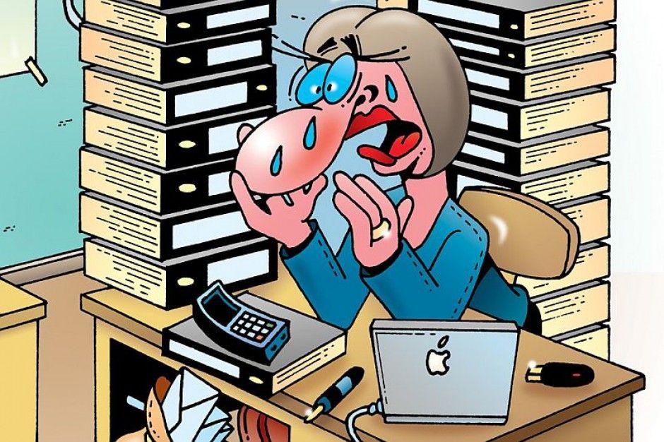 W kwestiach zawodowych nie warto ulegać presji otoczenia (fot.pixelio de)