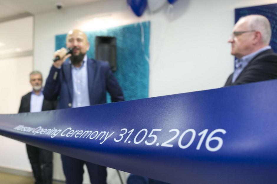 Otwarcie nowego biura (fot.mat.pras.)