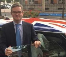 Julian King nowym komisarzem Unii Europejskiej. Zastąpi Jonathana Hilla