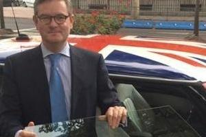 Julian King nowym komisarzem Unii Europejskiej
