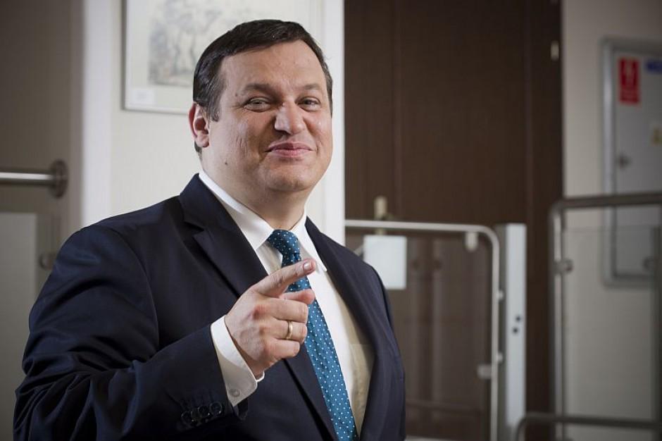 Jacek Męcina poprowadzi spotkanie zespołu problemowego RDS ds. prawa pracy. (Fot. PTWP)
