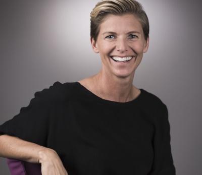 Åsa Bredin, naczelny dyrektor ds. rozwoju w firmie NetEnt (Fot.: NetEnt)