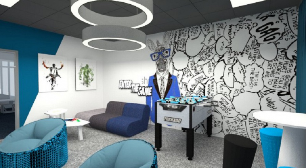 Pracownicy GFT mają nowe biuro