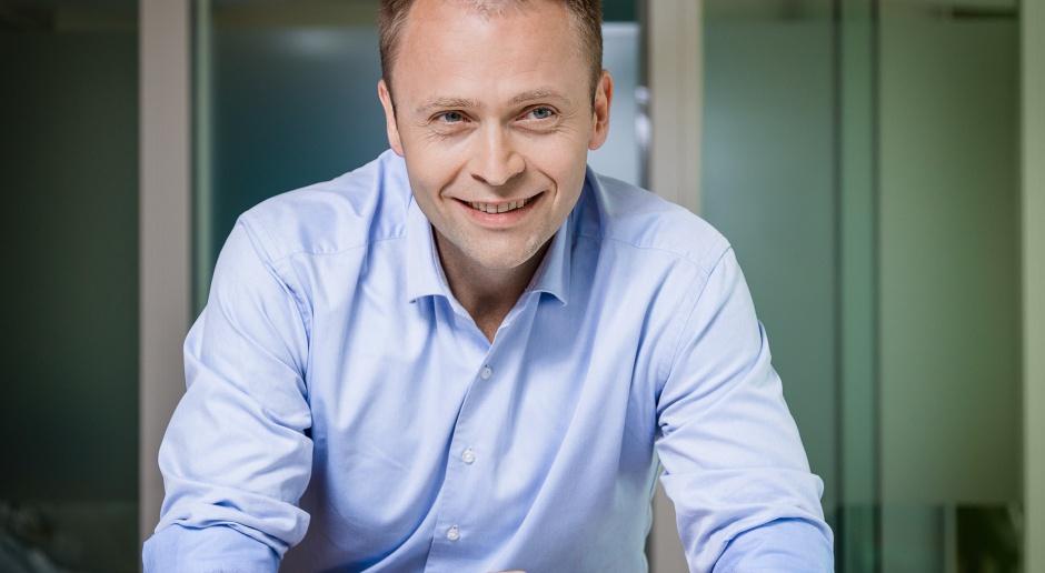 Rafał Albin nowym dyrektorem w polskim oddziale Microsoft