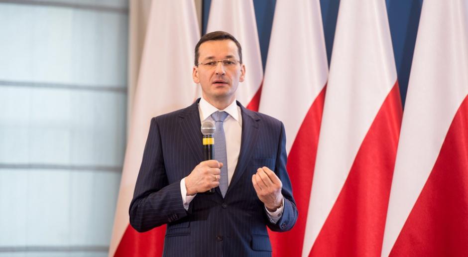 Morawiecki: Polska skupi się na innowacjach i rozwoju start-upów