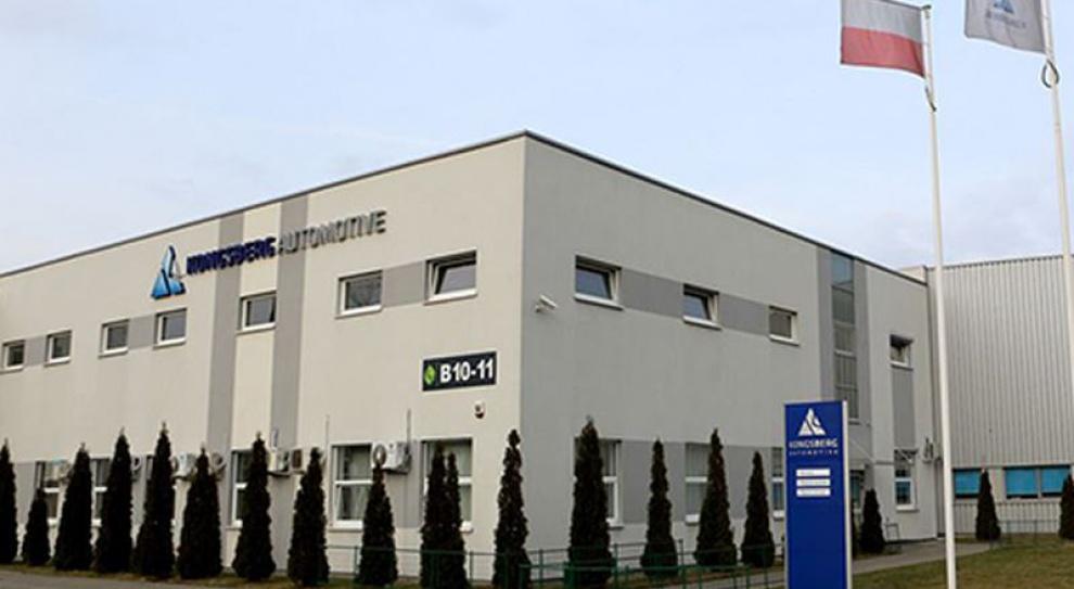 Oni wygrali roczny staż w Kongsberg Automotive Pruszków