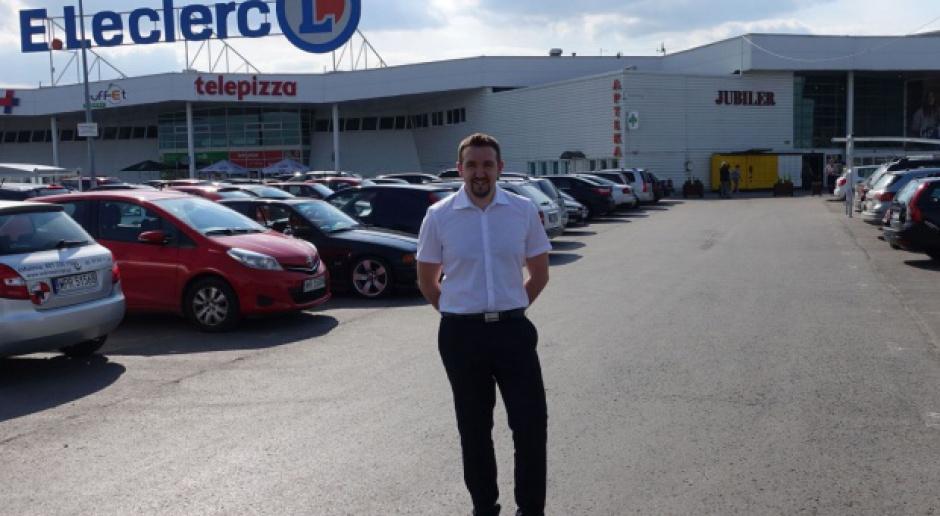 Renard, prezes radomskiego E.Leclerc: Musiałem przejść wszystkie szczeble kariery