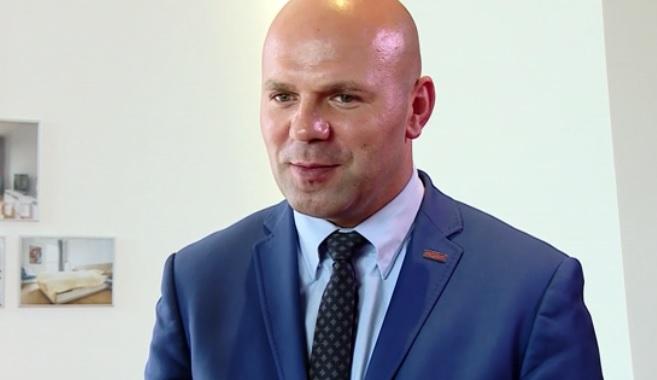 Bohdan Szułczyński, wiceprezes zarządu firmy Profbud (fot. Newseria)