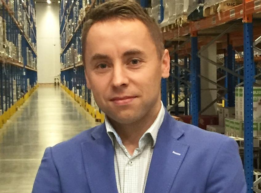 Sławomir Rodak dyrektorem ds. rozwoju w ID Logistics Polska