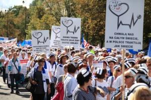 Pielęgniarki planują strajk w Krakowie