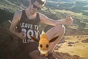Nowozelandczyk zrezygnował z pracy, żeby zająć się łapaniem Pokémonów