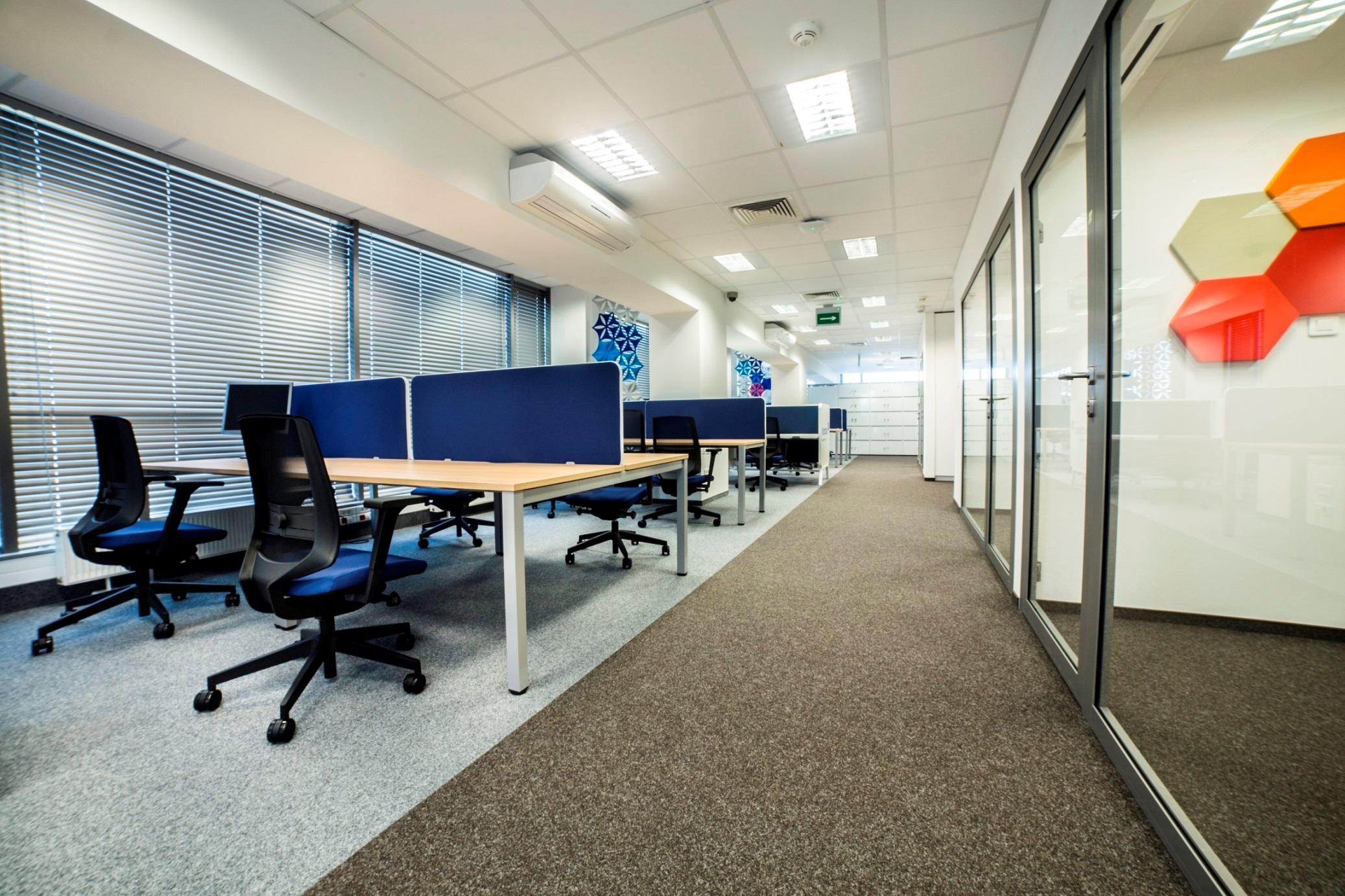 Na świecie elastyczne biura stają się coraz bardziej powszechne. (Fot. Mikomax)