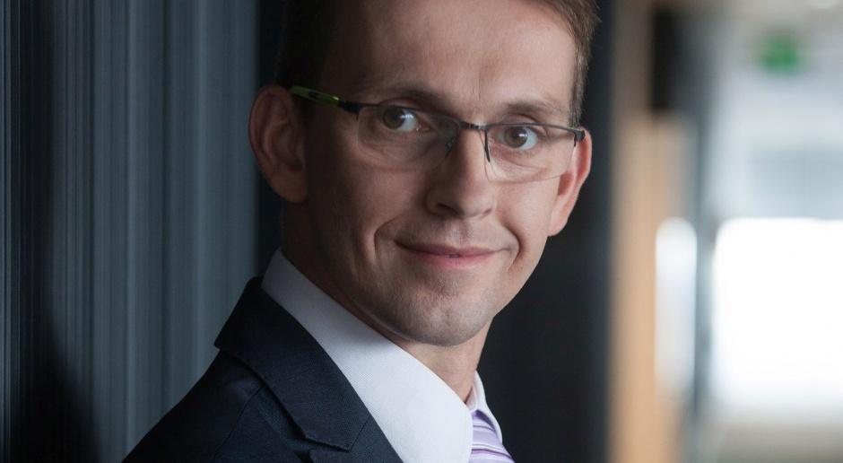 Michał Żelazek dyrektorem w CBRE