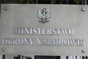 Podwyżki pracowników cywilnych wojska będzie zatwierdzał rząd