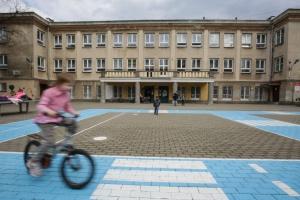 Pracownicy Geberit wyremontują warszawską szkołę