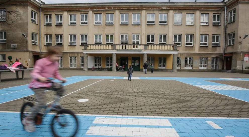 CSR: Pracownicy Geberit wyremontują warszawską szkołę podstawową