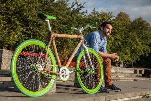 Polska firma zbije kokosy na rowerach z bambusa?