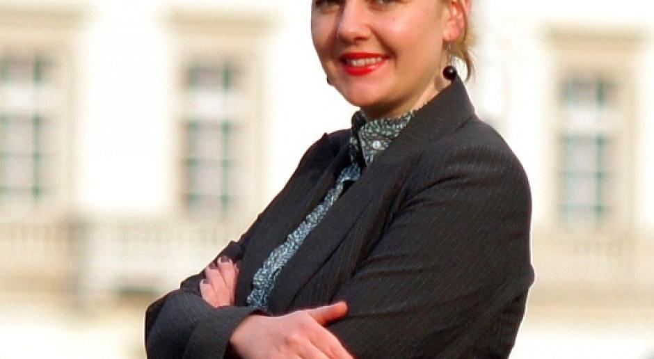 Maria Kubacka-Świątek w zespole Workplace Innovation Colliers International