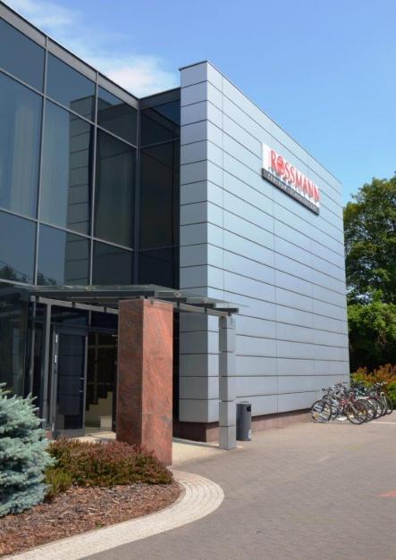 Siedziba Centrum Technologicznego Rossmanna. (fot.mat.pras.)