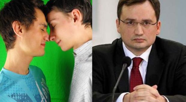 Pracownik skazany, bo odmówił fundacji LGBT. Ziobro zabrał głos
