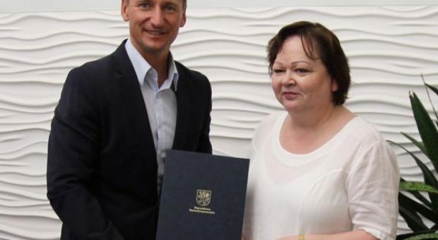 Barbara Igielska dyrektorem Zamku Książąt Pomorskich w Szczecinie