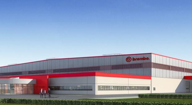 Brembo buduje zakład w Chinach. Da pracę 450 osobom