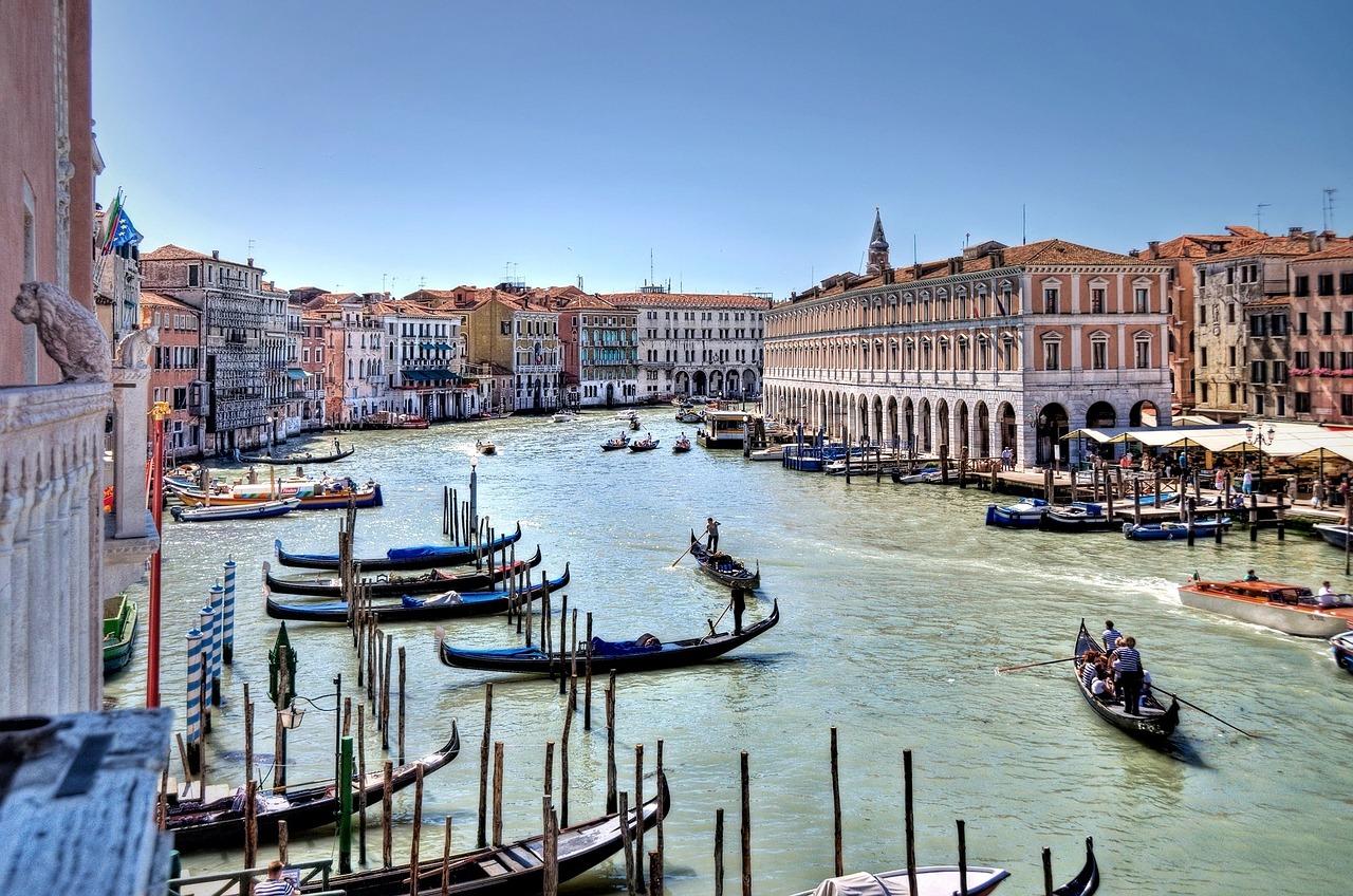 Drugim najpopularniejszym krajem, w którym odpoczywają Polacy są Włochy. (Fot. Pixabay)