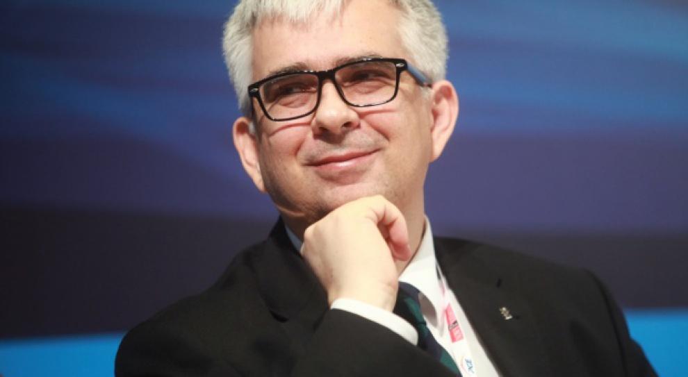 Ireneusz Łazor rezygnuje z funkcji prezesa Towarowej Giełdy Energii