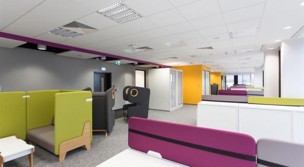 Kreatywne biura nie tylko w IT. Sięgają po nie pracodawcy z innych branż