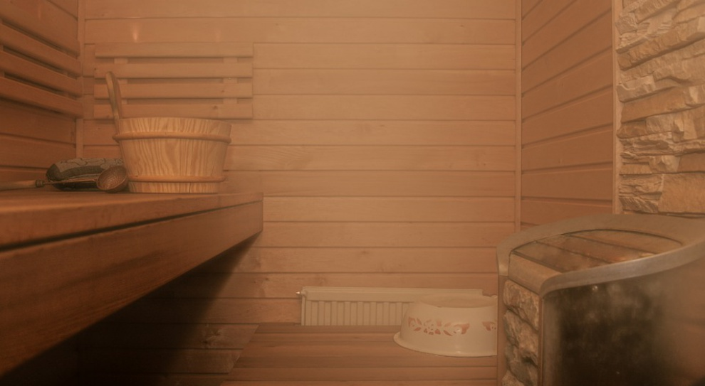 Spotkanie biznesowe w saunie? W temperaturze 100 stopni? Dla Finów to normalka