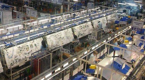 Podwyżki w Yazaki Automotive Products Poland