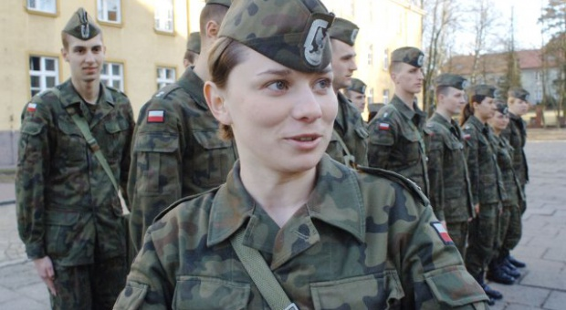 Kobiety też garną się do Obrony Terytorialnej. To kolejne 500 plus