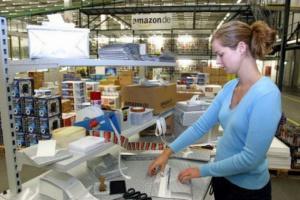 Amazon: Jeśli wynagrodzenia na rynku wzrosną, my także podniesiemy pensje pracownikom
