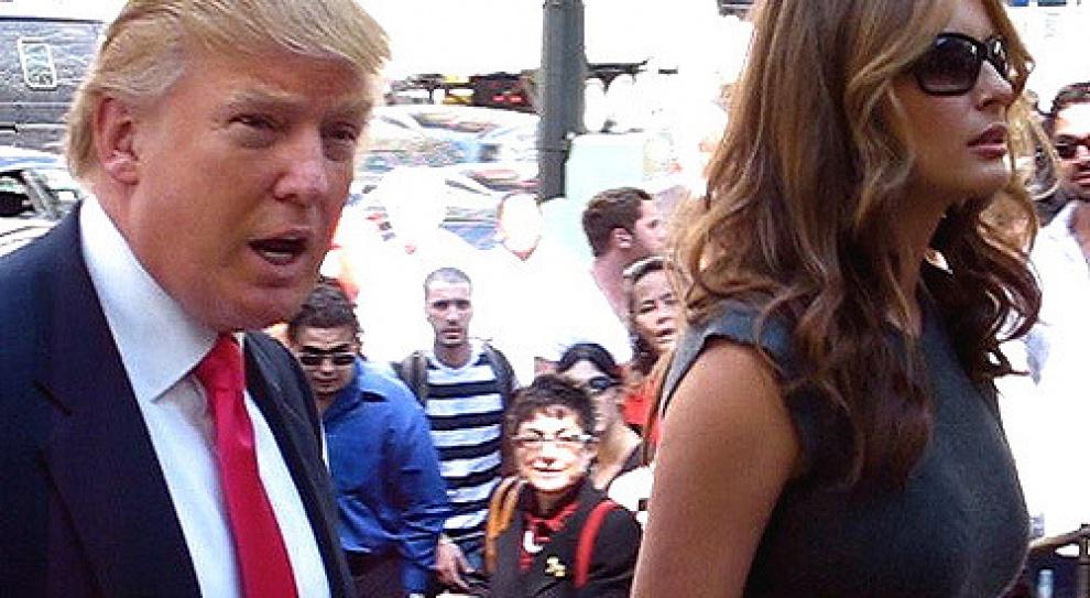 Melania Trump: Przestrzegałam przepisów imigracyjnych