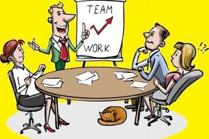Jak zbudować dobry zespół w pracy?