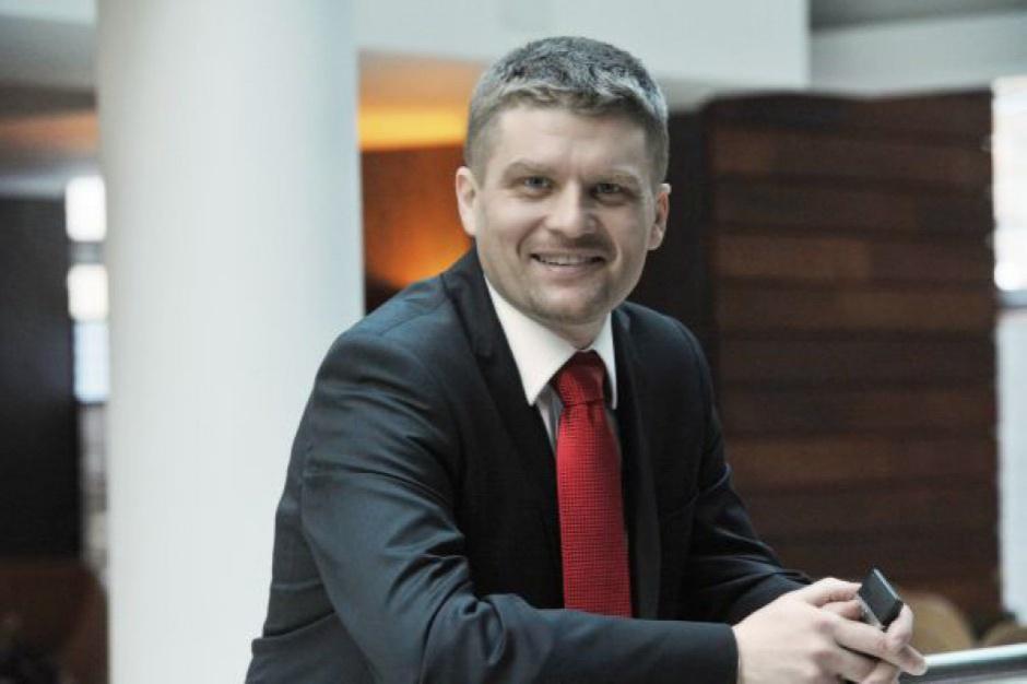 Marcin Ratajczak odwołany z funkcji wiceprezesa spółki Piotr i Paweł