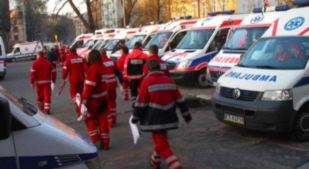 Związkowcy domagają się podwyżek w branży pracowników medycznych