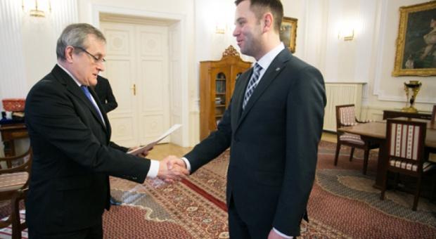 Marek Mutor zrezygnował z funkcji dyrektora Narodowego Centrum Kultury