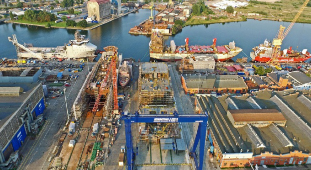 Mateusz Filipp prezesem stoczni Remontowa Shipbuliding