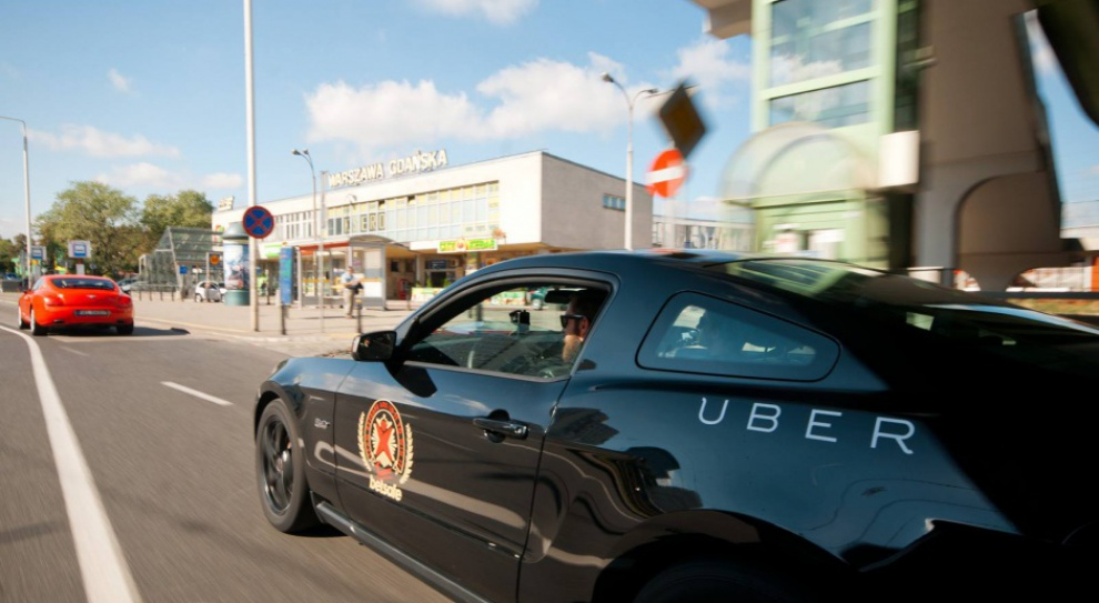 Kraków walczy z Uberem. Kierowcy poskarżą się wojewodzie?